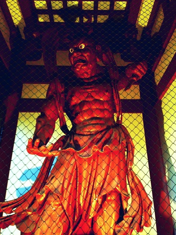 金剛力士像 / Kongorikishi statue