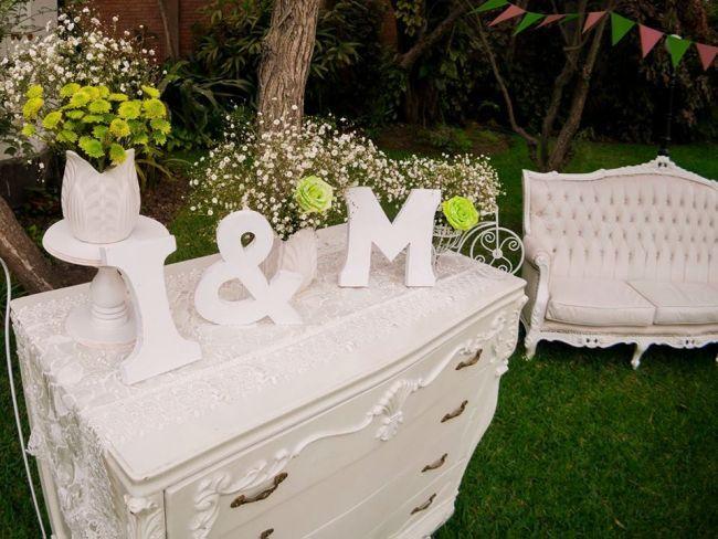 decoracin de boda al aire libre ideas