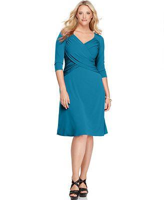 b slim plus size dresses on clearance