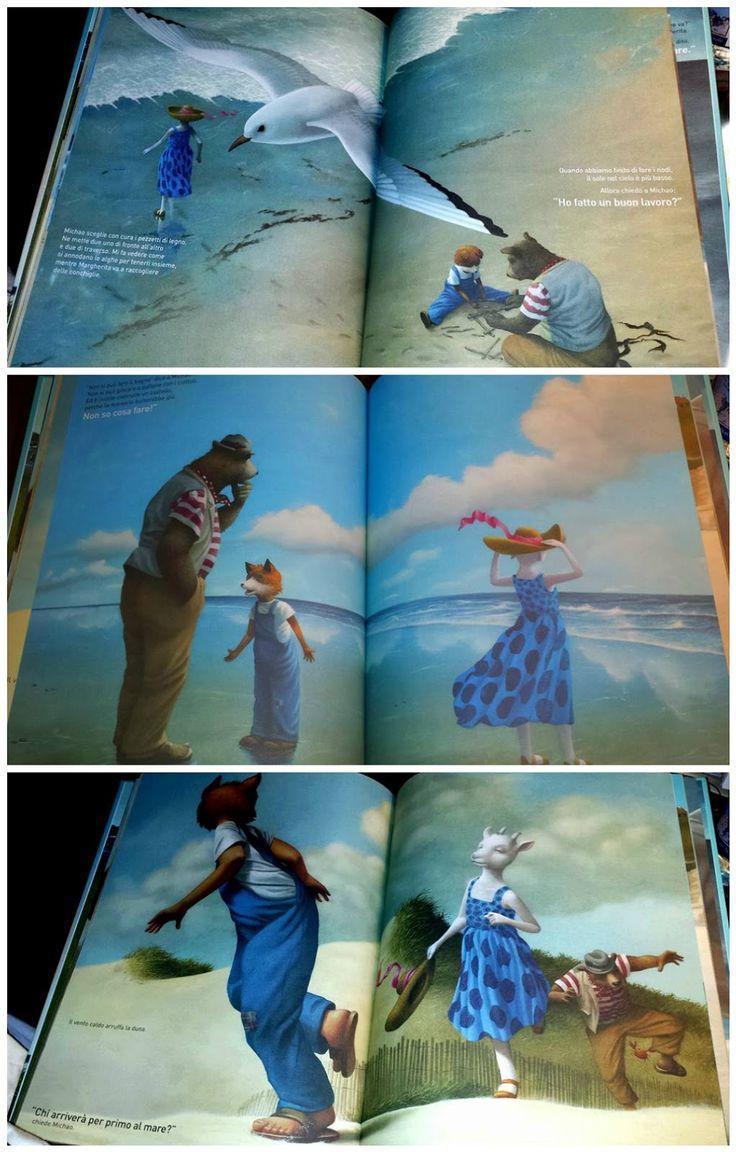 La zattera e il potere dell'immaginazione ~ KeVitaFarelamamma | Che vita fare la mamma tra emozioni, letture e lavoretti per bambini