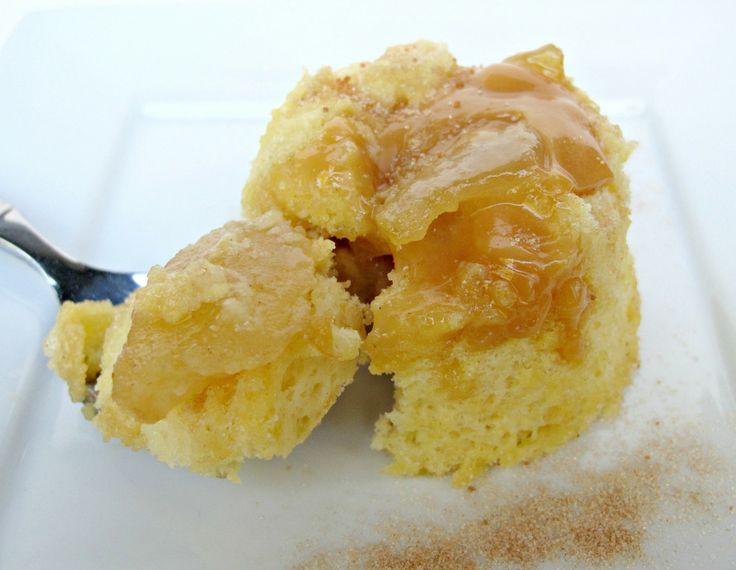 Modernist Cuisine's Individual Microwave Yellow Cakes Recipe ...