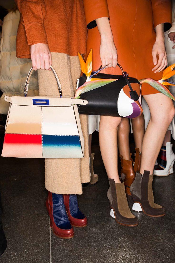 Fendi Fall 2015 Ready-to-Wear Collection.: Fendi Fall 2015 Ready-to-Wear Collection.