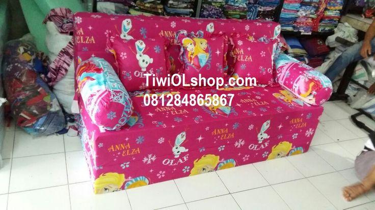Jual Kasur Busa Sofa Bed Inoac Murah di Tangerang