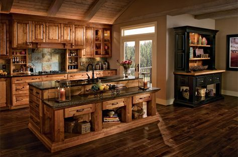 Cabinets by KraftMaid More Minnesota in 2018 Pinterest Rustic