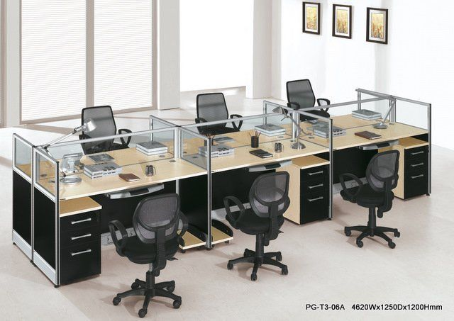 Improve Your Office Decor And Infuse It With New Life With Modern Office  Partitions And Workstation