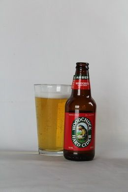 Woodchuck Amber Draft Cider City: Middlebury, Vt. ABV: 5% Sweet or dry: Slightly sweet Tastes Like: The best grocery-store cider The Verdict: The best of the mass-produced ciders, Woodchuck's Amber tones down the typical juice-box quality of its peers.