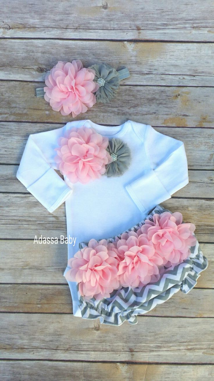 102 best newborn baby girl clothes images on Pinterest | Babies ...