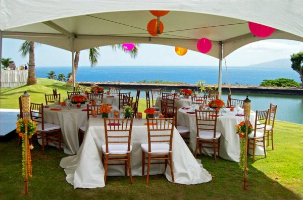 Best ideas about luau wedding receptions on pinterest