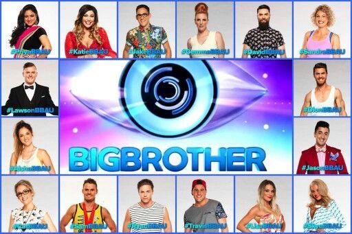 Big Brother Australia 2014 housemates