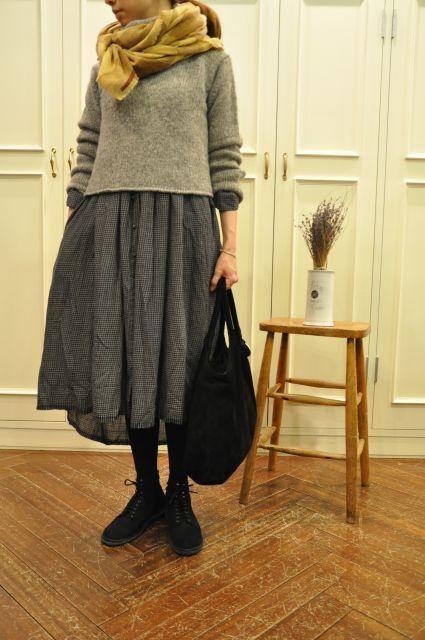 乙女心に秋の空 ・・・ maison de soilの画像:acoustics1F///just love this entire outfit!! - dp