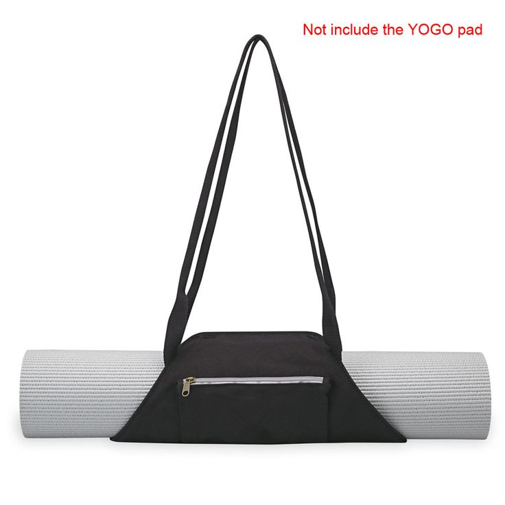 Yoga-Sling-Mat-Wrap-Bag-Carrier-Black-Gray-Purple-Color-For-Your-Choise