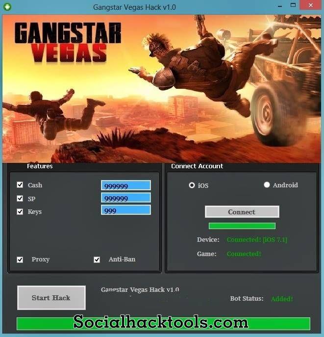 Gangstar Vegas Hack Tool Download Free VR | Tool hacks, Vegas, Hacks