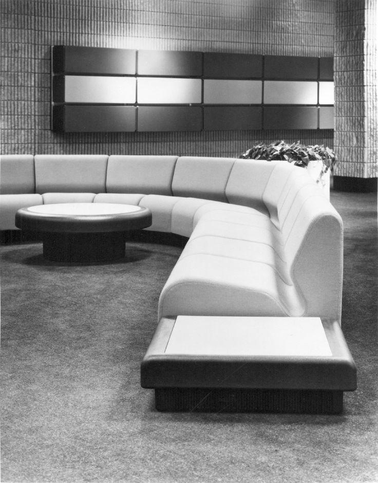 Modular Seating by Don Chadwick, 1974