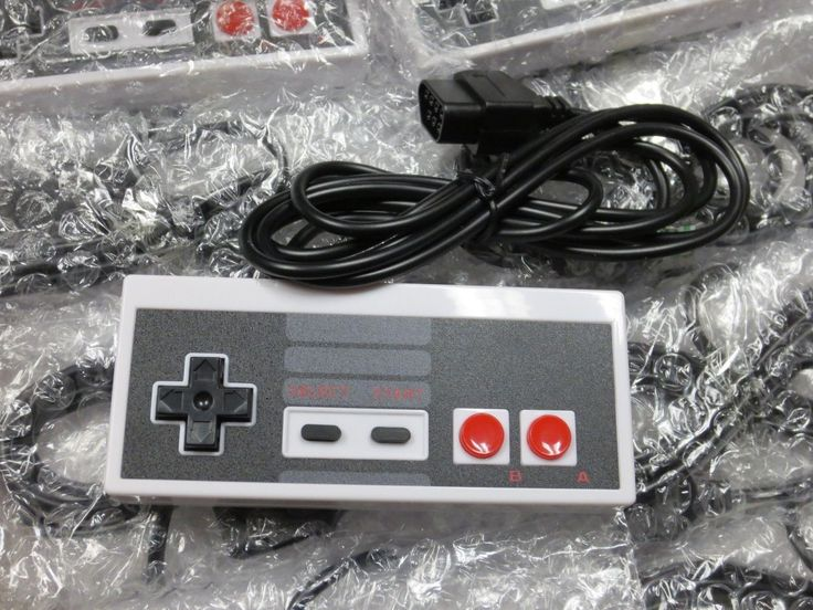 20x WHOLESALE LOT CONTROLLER for Original NINTENDO NES