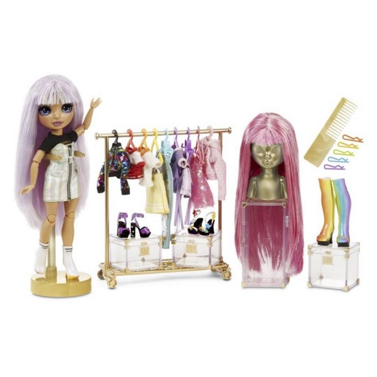 Rainbow High Hair Coloring Doll Tips