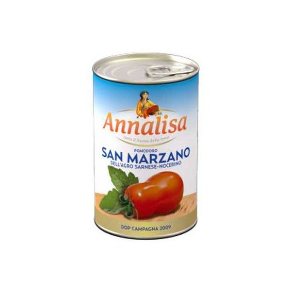 Tomates San Marzano AOC pelées Annalisa