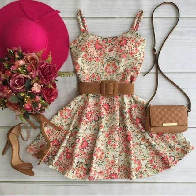 Vestidito  informal precioso