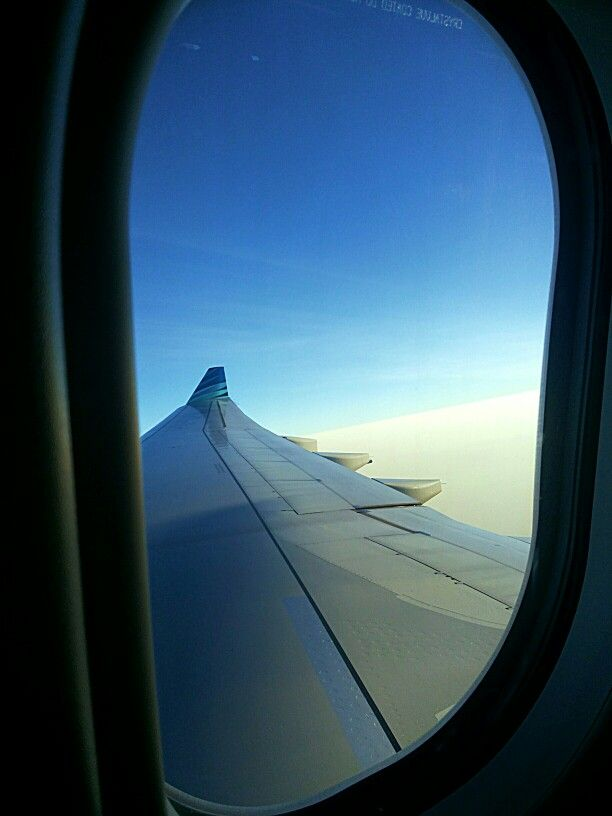 #shot by AFPriscilla#Daylight#Garuda Indonesia