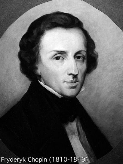 Fryderyk Chopin (1810-1449)