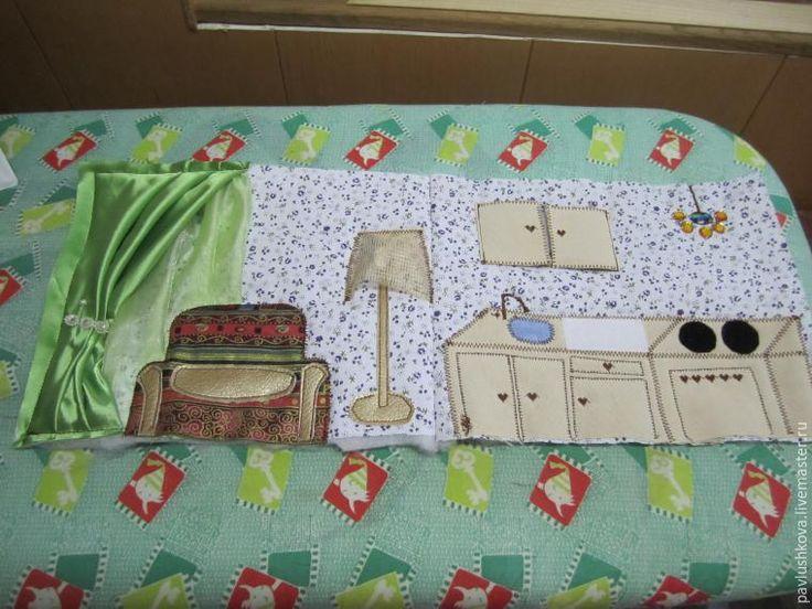 Домик-сумка своими руками. Часть вторая - Ярмарка Мастеров - ручная работа, handmade