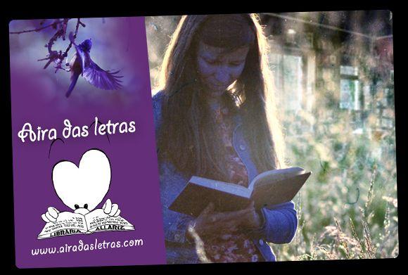 Encántanos a Aira das Letras de Allariz! Tamén a podedes visitar aquí: http://www.airadasletras.com/