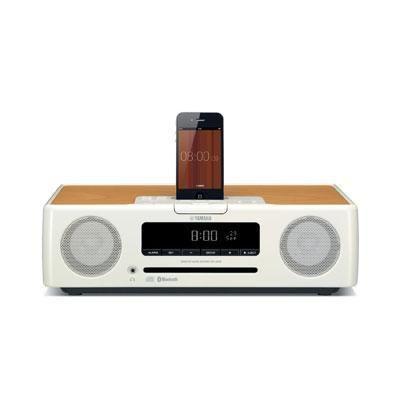 Yamaha Corp of America - Bluetooth Desktop Audio White