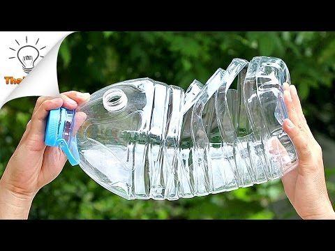 5 Plastic Bottles Life Hacks | Thaitrick