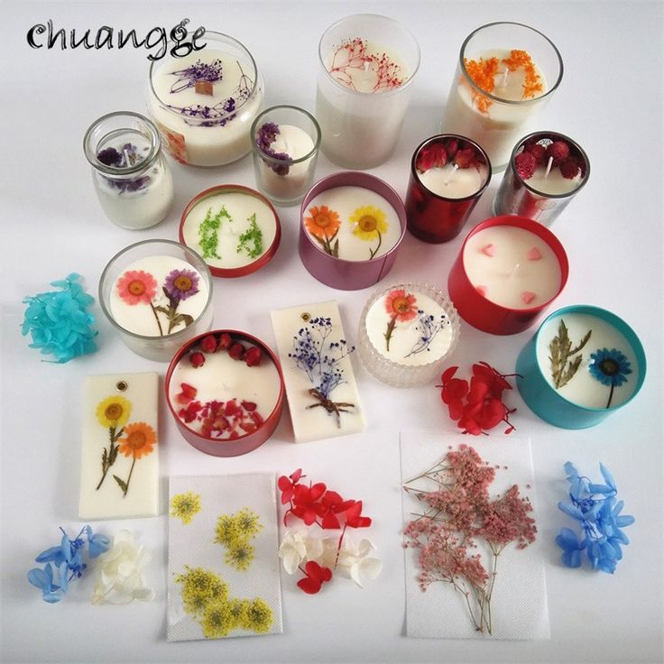 steps to Original Price US $3.23 Discount 35% Tea Candle Decorative Flower Petal DIY Soy Wax Pure Natural Landscaping Raw Material Food Grade 5G For Glass Tea Candle Holder 10 times better than before #Candles#Holders