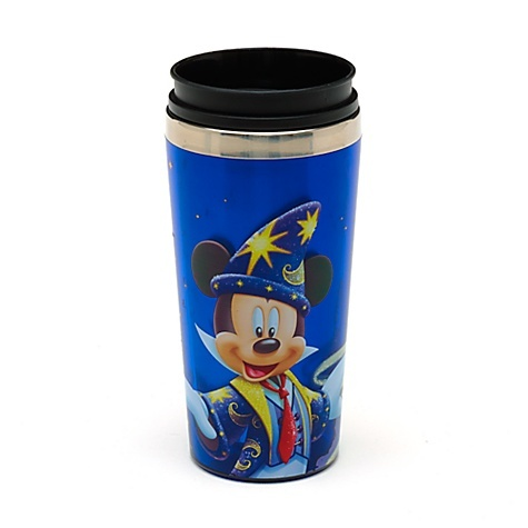 mug de voyage disneyland paris 20 ans disney store. Black Bedroom Furniture Sets. Home Design Ideas