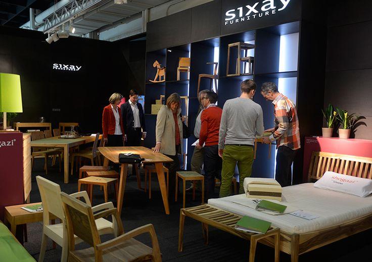 sixay ausstellung, messe: IMM 2014 KÖLN - Die internationale Einrichtungsmesse, Köln - Halle 10.1 A-009 . 13-19. Januar 2014