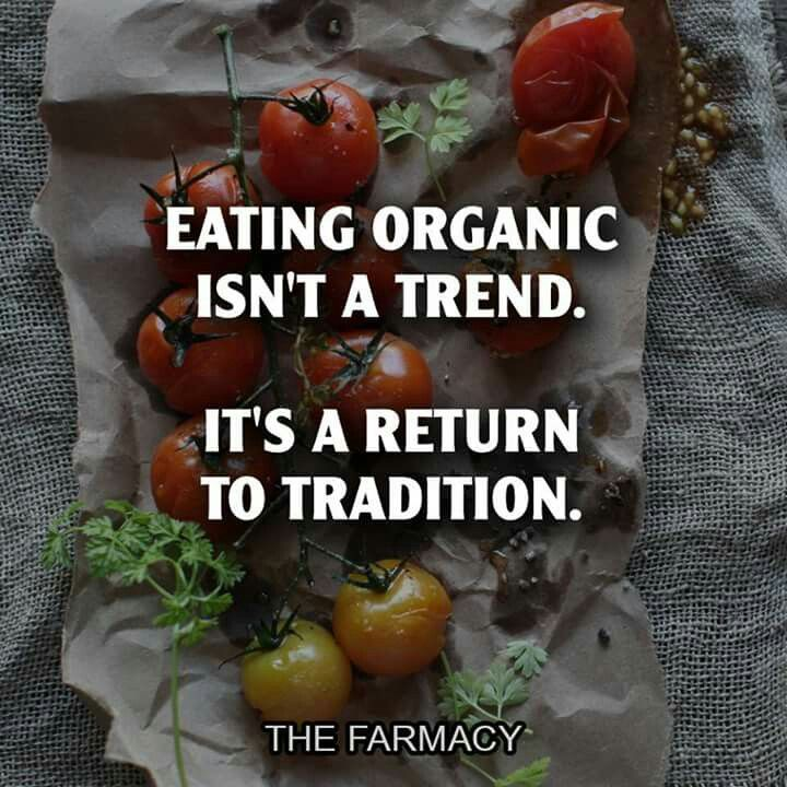 Grow food not grass