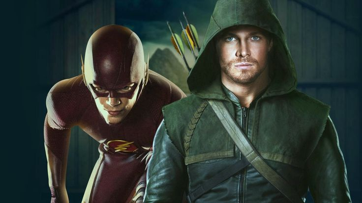 LAS NOVIAS DE GWANGI: THE FLASH -TEMPORADA 1- FLASH VS. ARROW