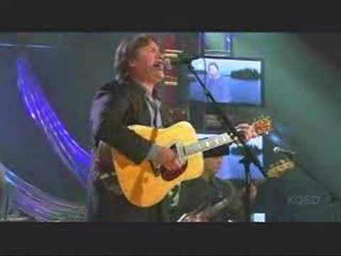 """Hard To Say - Dan Fogelberg 2003. . DF comments """"This is from The Innocent Age album..It's a little ditty I wrote when my first marriage was disintegrating.'"""