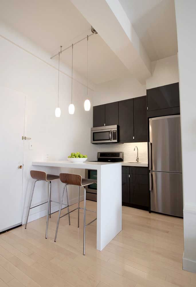 Cozinha Pequena Com Balcao Cozinha Pequena Cozinha Pequena Com