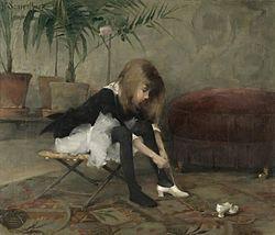 Tanssiaiskengät – Wikipedia