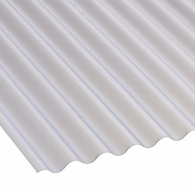 PVC Corrugated Plastic Roof Sheets