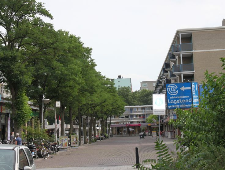 winkelcentrum Lage Land @HetLageLand Rotterdam,The Netherlands