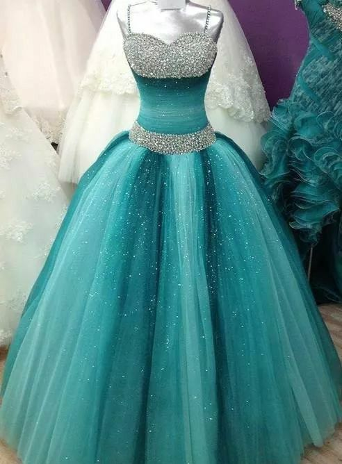 Fairytale dress.