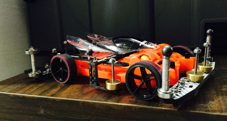 Tamiya mini 4wd. ARFM chassis