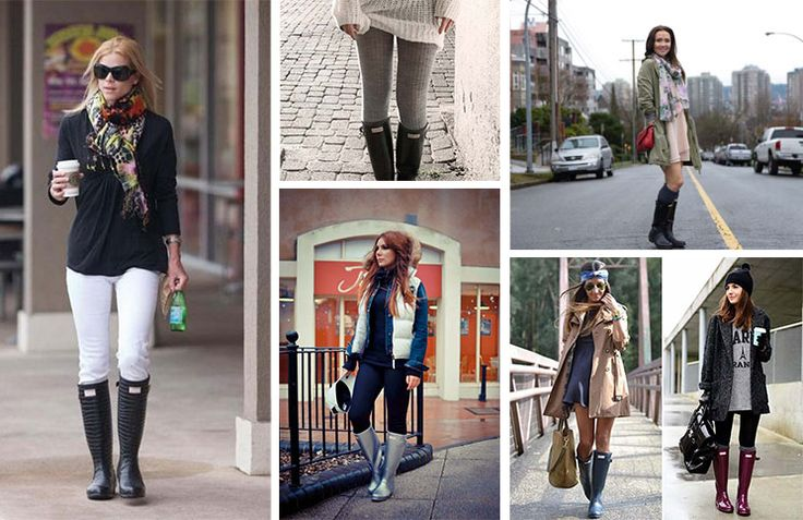 15+1 υπέροχες γαλότσες για όλα τα γούστα και 15 τρόποι για να τις φορέσετε