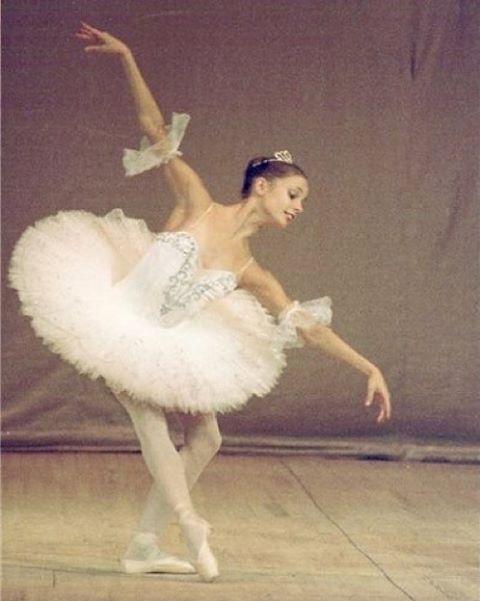 Maria Kochetkova balletrusse Bolshoi Ballet school many years ago