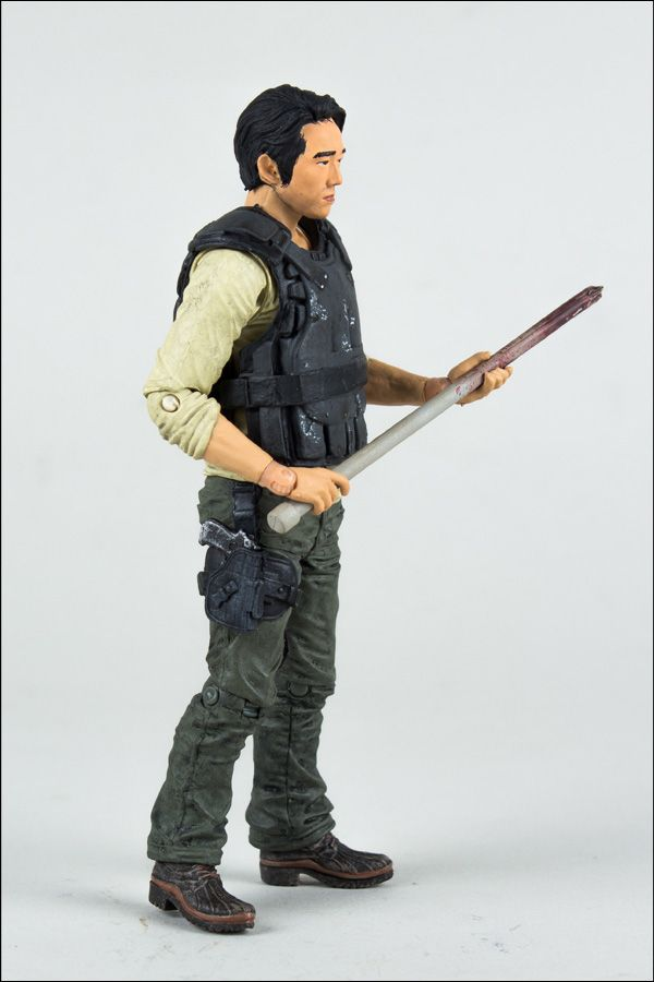 Glen ~ New Walking Dead Action Figures | ... Walking Dead action figures is your own business. Pre-order yours here