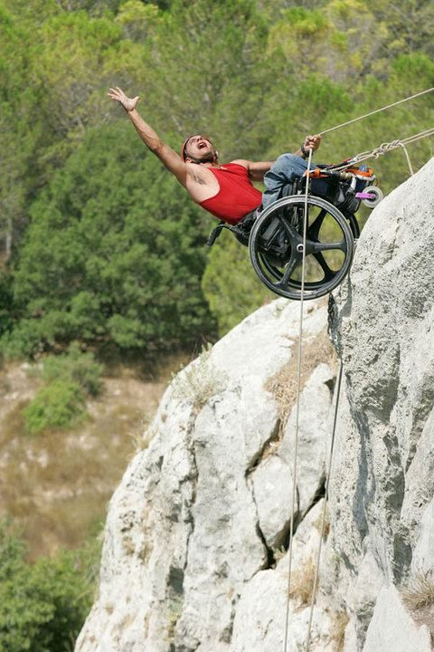 extreme sports.... INSPIRATIONAL!