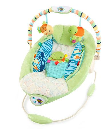 Take a look at this Taggies Soothe-Me-Softly Bouncer by Taggies on #zulily today!