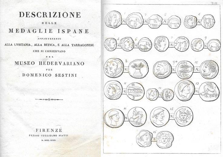 Sestini: Descrizione delle Medaglie Ispane etc.