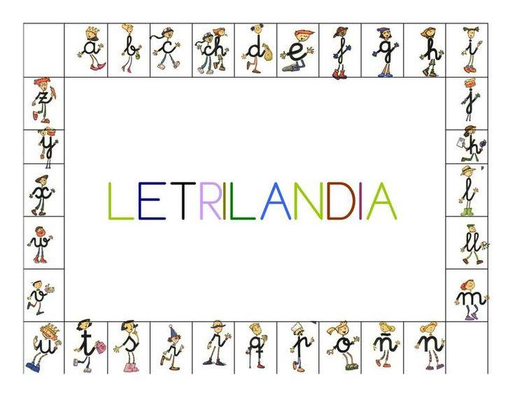 """""""Letrilandia"""" forma parte de una metodología de lecto-escritura muy usada en múltiples centros de educación infantil. En nuestra opinión, por lo que hemos observado en las prácticas, puede ser una dinámica adecuada si no tienes niños con necesidades específicas en la clase."""