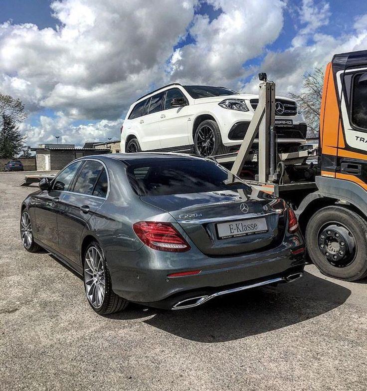 New Mercedes E class 2016/17