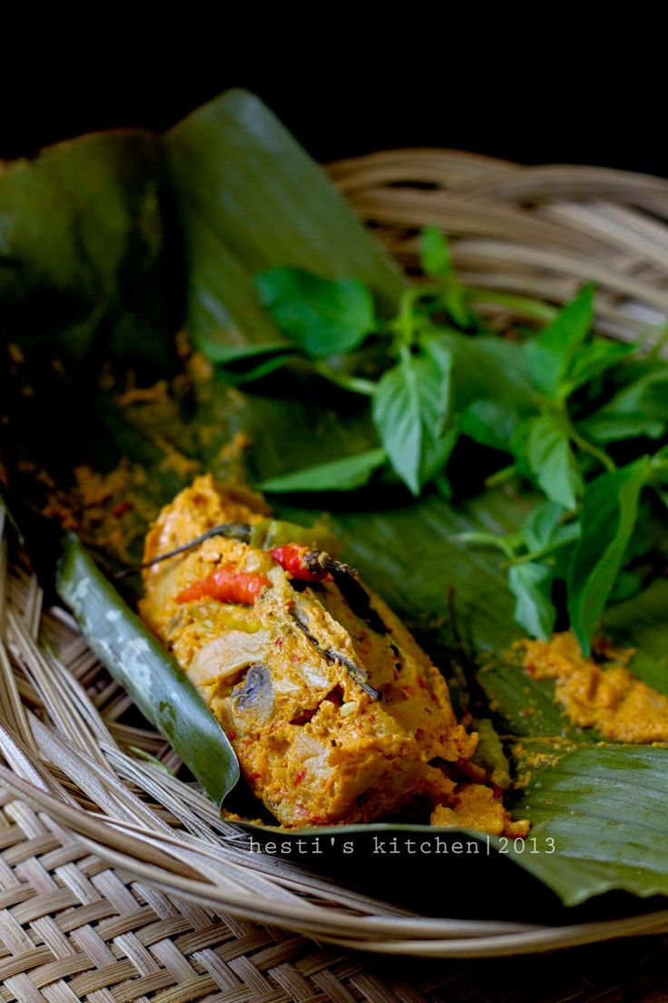 HESTI'S   KITCHEN : yummy for your tummy: Pepes Jamur
