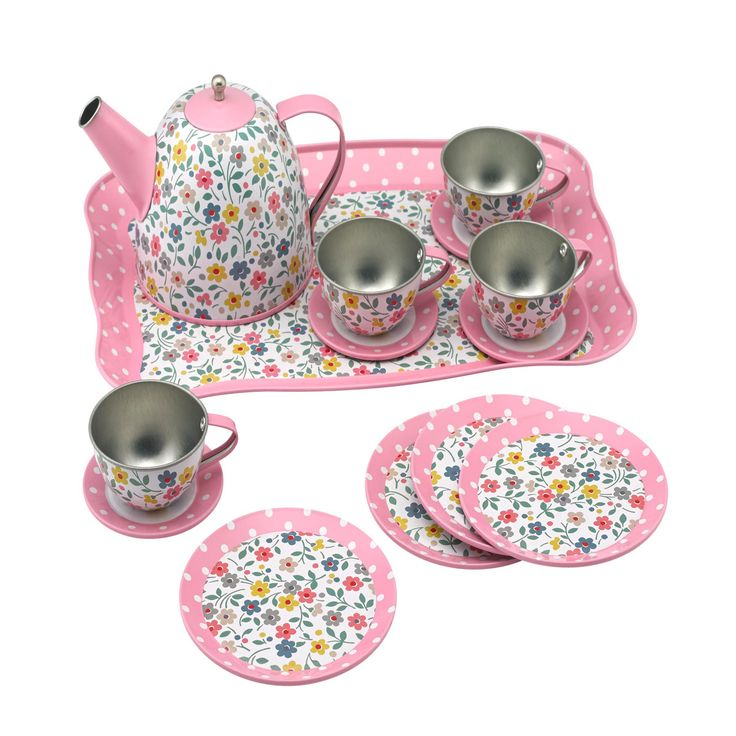 Pony Tin Tea Set | Gifts for Kids | CathKidston