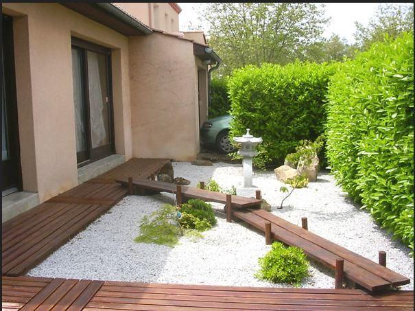 Jardin zen pont recherche google jardin japonais for Jardin zen japonais